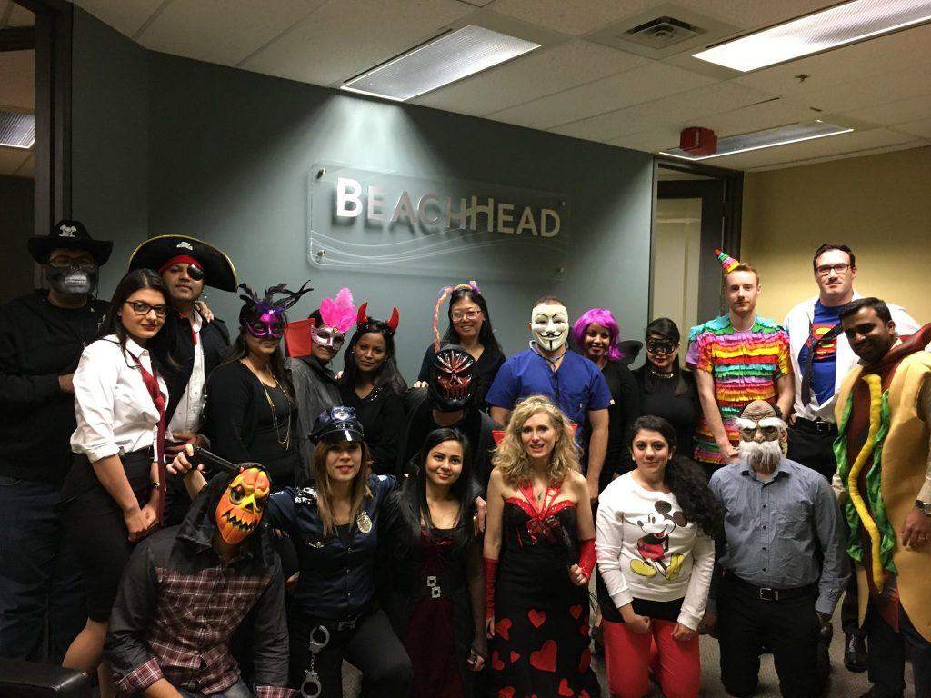 Halloween at BeachHead! 1
