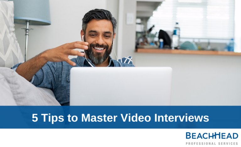 5 Tips to Master Video Interviews 1