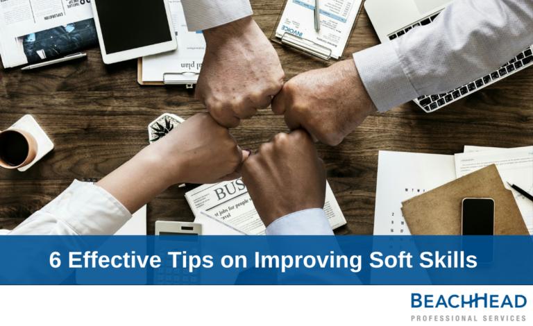 Improving your soft skills